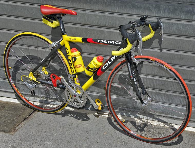 La Bici Da Corsa Di Rita